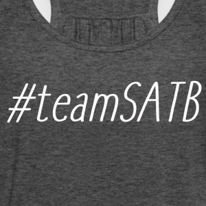 #teamSATB - Women's Tank Top by Bella