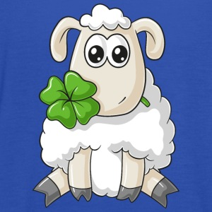 Lucky comic sheep - Women's Tank Top by Bella