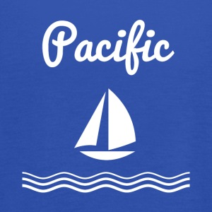 Pacific Sailing - Women's Tank Top by Bella