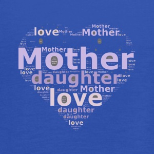 Mother Daughter Love - Women's Tank Top by Bella