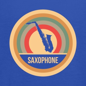 Saxophone Retro - Women's Tank Top by Bella