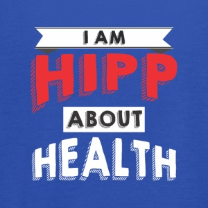 I am HIPP about Health 2 - Women's Tank Top by Bella