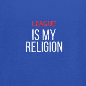 LOL jest moja religia League Shirt - Tank top damski Bella
