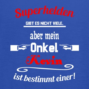 Superhelden Onkel Kevin - Frauen Tank Top von Bella