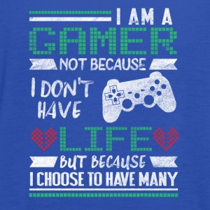 More life gamer - Women's Tank Top by Bella