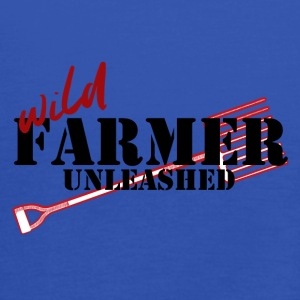 Farmer / Farmer / Farmer: Farmer Wild Unleashed - Women's Tank Top by Bella