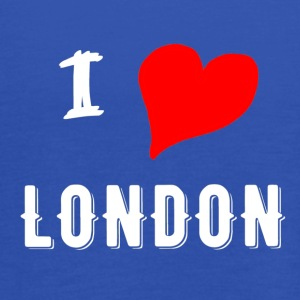I Love London - Women's Tank Top by Bella