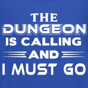 Dungeon is calling - Frauen Tank Top von Bella