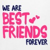 we are best friends forever i 2c - Vrouwen tank top van Bella