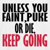 keep going - Women's Tank Top by Bella