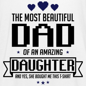 Beautiful Daughter's father's day - fathers day - Women's Tank Top by Bella