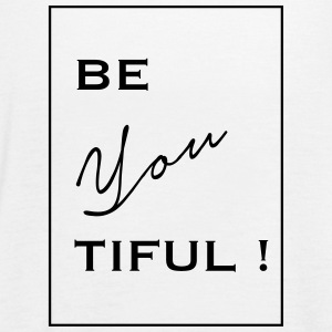 beyoutiful - Women's Tank Top by Bella