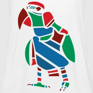 Parrot Vector graphic - Women's Tank Top by Bella