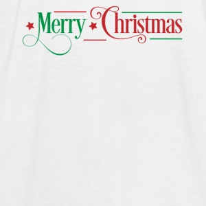 MERRY CHRISTMAS - Women's Tank Top by Bella