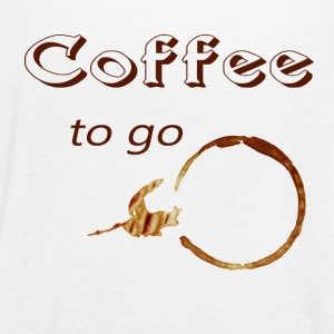 coffee to go - Women's Tank Top by Bella
