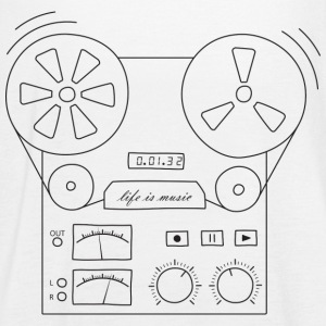 magnetic tape recorder - Women's Tank Top by Bella