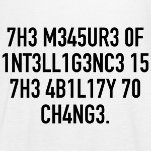 Intelligence - Women's Tank Top by Bella