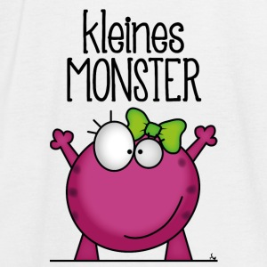 Little Monster - *** Girl *** - Vrouwen tank top van Bella