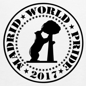 MADRID WORLD PRIDE 2017 - Women's Tank Top by Bella