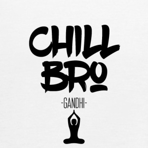 Chill Out Bro - Women's Tank Top by Bella