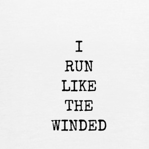 Run like the wind - Women's Tank Top by Bella