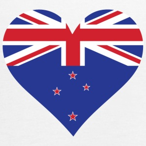 A Heart For New Zealand - Women's Tank Top by Bella