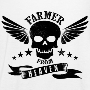 Farmer from Heaven - Frauen Tank Top von Bella
