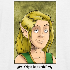 Elf portrait - Women's Tank Top by Bella
