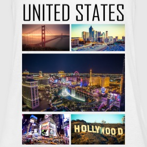 United States - United States - Women's Tank Top by Bella