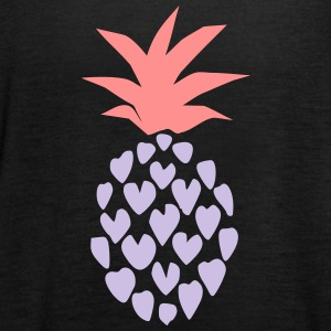 Pineapple - Pineapple Lover - Women's Tank Top by Bella