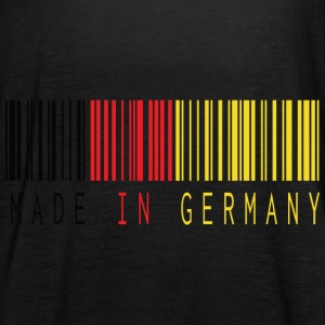 MADE IN GERMANY BARCODE - Frauen Tank Top von Bella