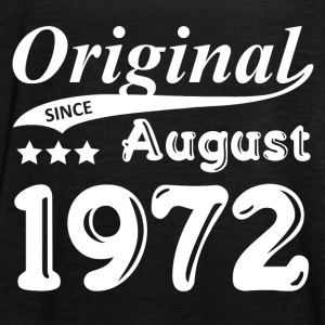 Original Since August 1972 gift - Women's Tank Top by Bella