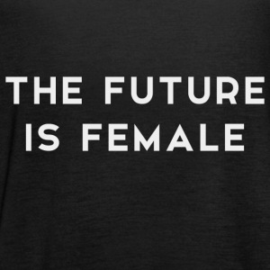 The Future is Female - Women's Tank Top by Bella