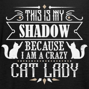 Crazy Cat Lady - cat - Women's Tank Top by Bella