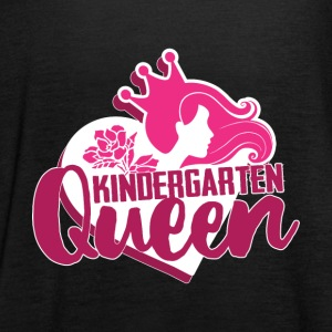 Kindergarten Queen - Frauen Tank Top von Bella