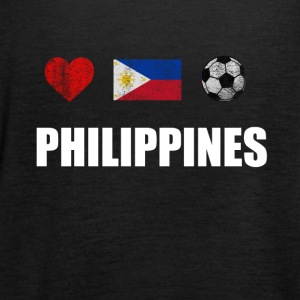 Shirt Philippines Football - Philippines Football Je - Débardeur Femme marque Bella