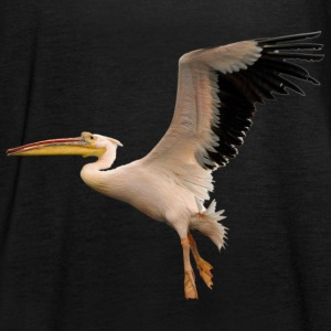 pelican pelicanbird bird1 - Women's Tank Top by Bella
