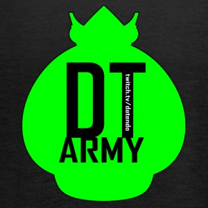 DT ARMY GREEN - Frauen Tank Top von Bella