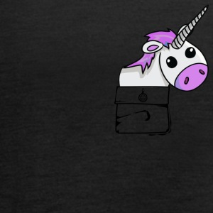 Unicorn out of the pocket - Unicorn out of the pocket - Women's Tank Top by Bella