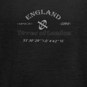"Engeland ""Tower of London"" - Vrouwen tank top van Bella"