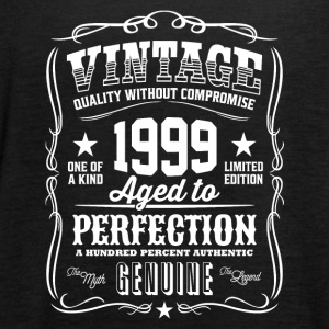 Vintage 1999 Aged to Perfection - Dame tanktop fra Bella
