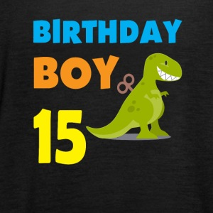 Birthday boy 15 years old - Women's Tank Top by Bella