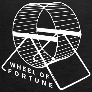 SIIKALINE WHEEL OR FORTUNE - Women's Tank Top by Bella