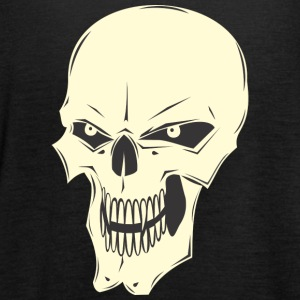Evil Skull - Women's Tank Top by Bella