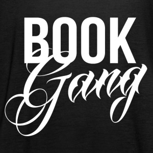 Book Gang - Tank top damski Bella