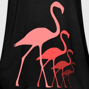 flamingos - Women's Tank Top by Bella