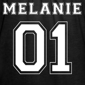 Melanie 01 - White Edition - Frauen Tank Top von Bella
