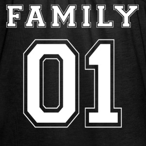 FAMILY 01 - White Edition - Women's Tank Top by Bella