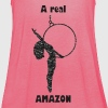 Aerial Hoop - amazon - Women's Tank Top by Bella