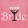 Team Bride Cocktail - Women's Tank Top by Bella